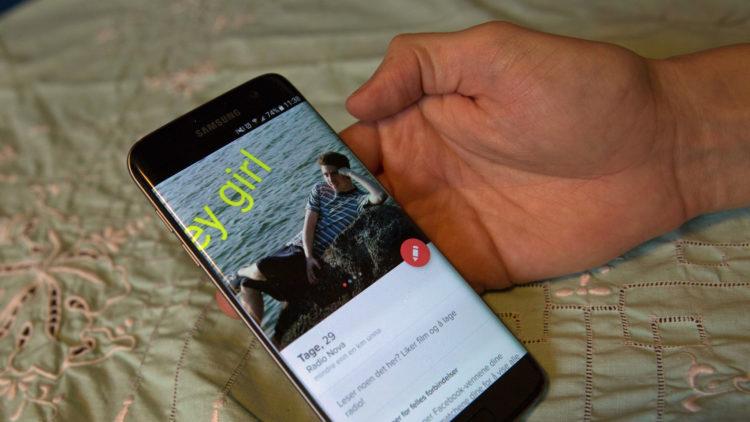 date med kjæresten tinder app norge