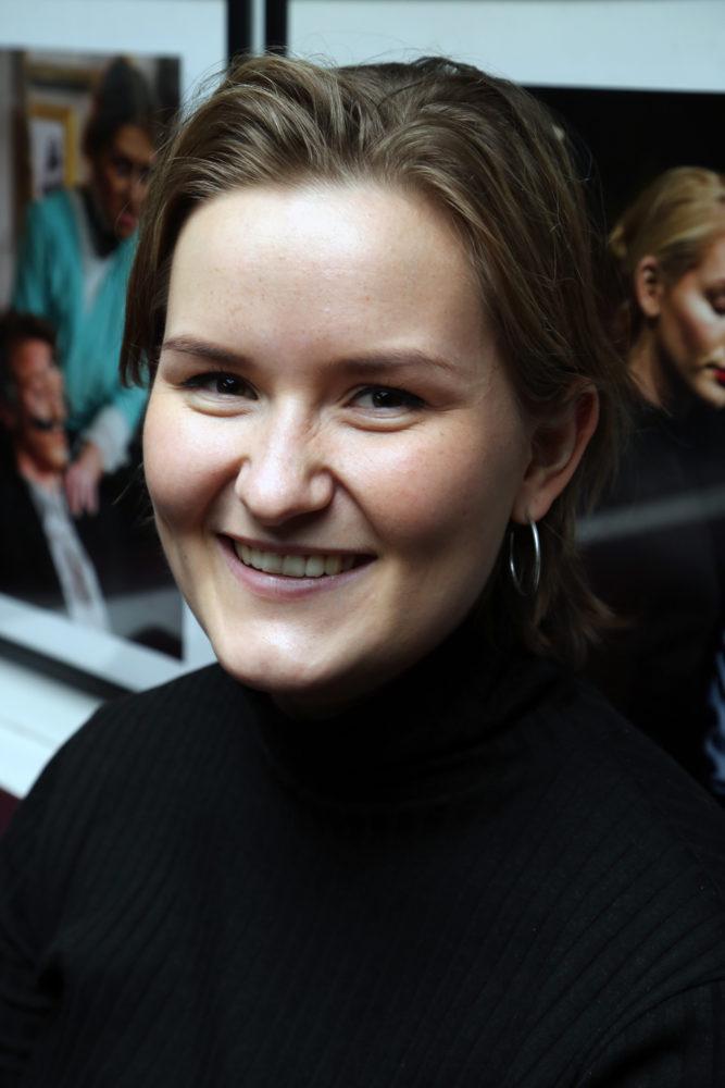 Lærerstudent Elin Rasch Sneve mener seksualundervisning er en av de viktigste oppgavene til en lærer. Foto: Kjersti Havdal