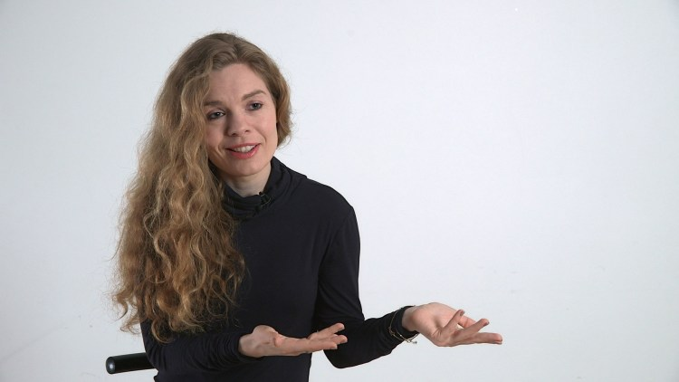 Psykolog Ingrid Blessom ved Institutt for klinisk sexologi og terapi