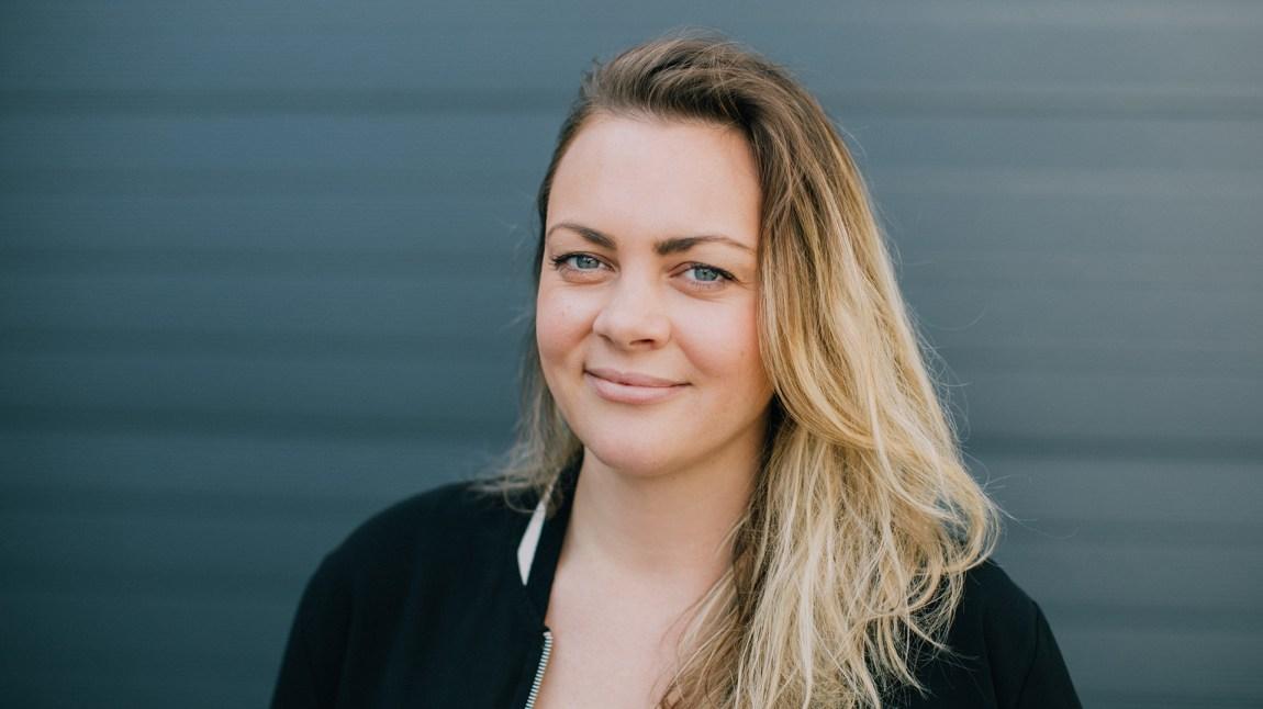 Siri Seljeseth har alltid hatt lyst til å jobbe med radio, forteller hun. Foto: Mattis Folkestad, NRK P3