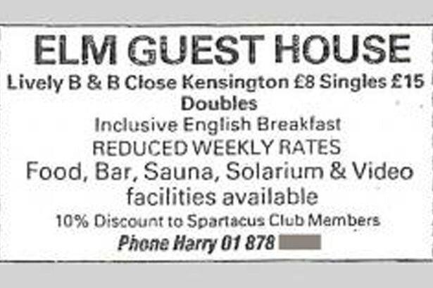 Elm Guest House advertisement-1557829