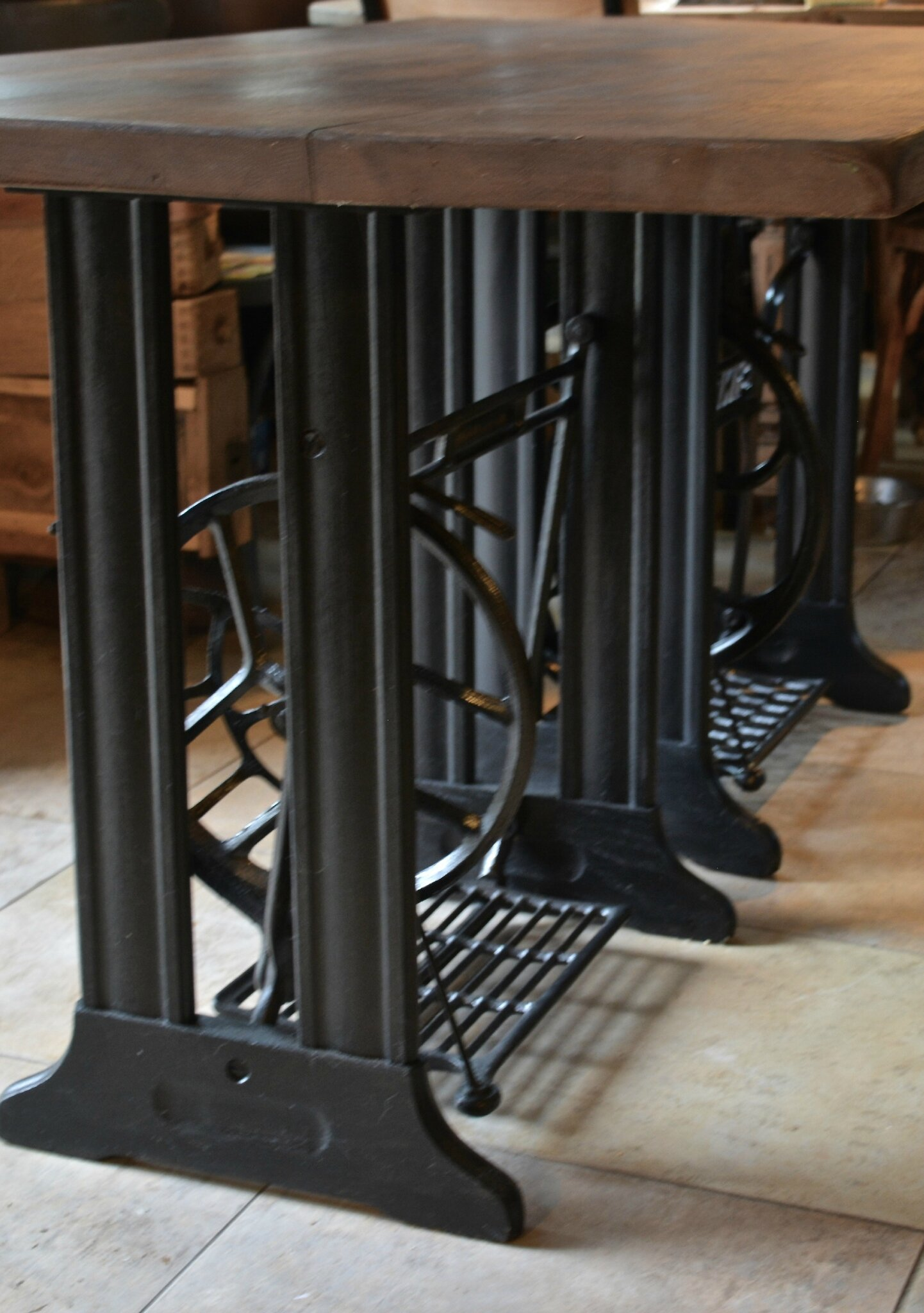 Une Table Desprit Manufacture Ou Industriel Avec Des