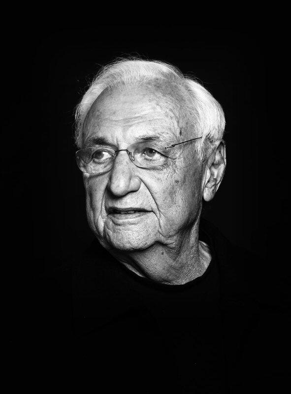 Architecte connu - Franck . Gehry