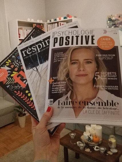 Inspirations du jour magazines