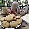Tea time pour le mois anglais