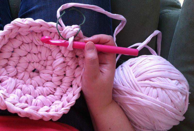 1er Essai De Crochetage De Trapilho Petitrsors