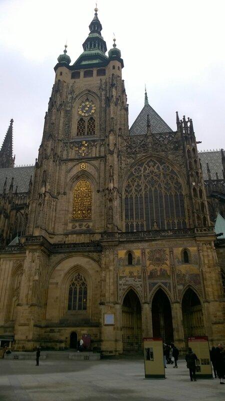 Katedrála svatého Víta ou Cathédrale Saint-Guy