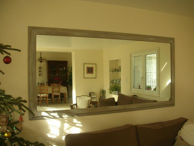 Un Miroir Et Sa Table Basse Relook Meubles