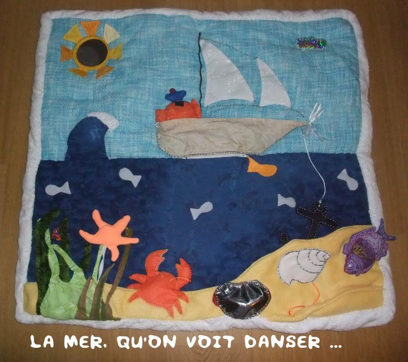 tapis d eveil la mer tout est bon
