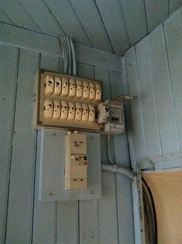 Ancien Et Nouveau Tableau Electrique Notre Maison Orlans