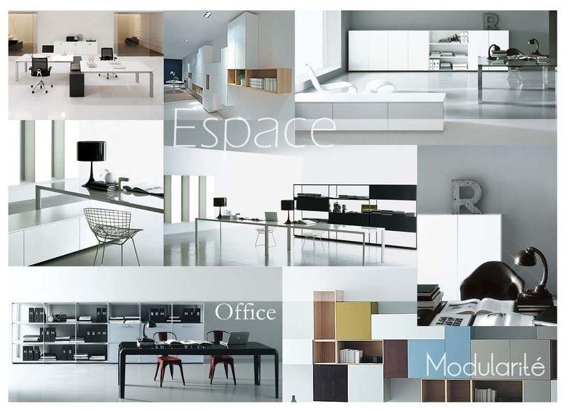 Planche Deco Bureau Album Photos Stinside Architecture
