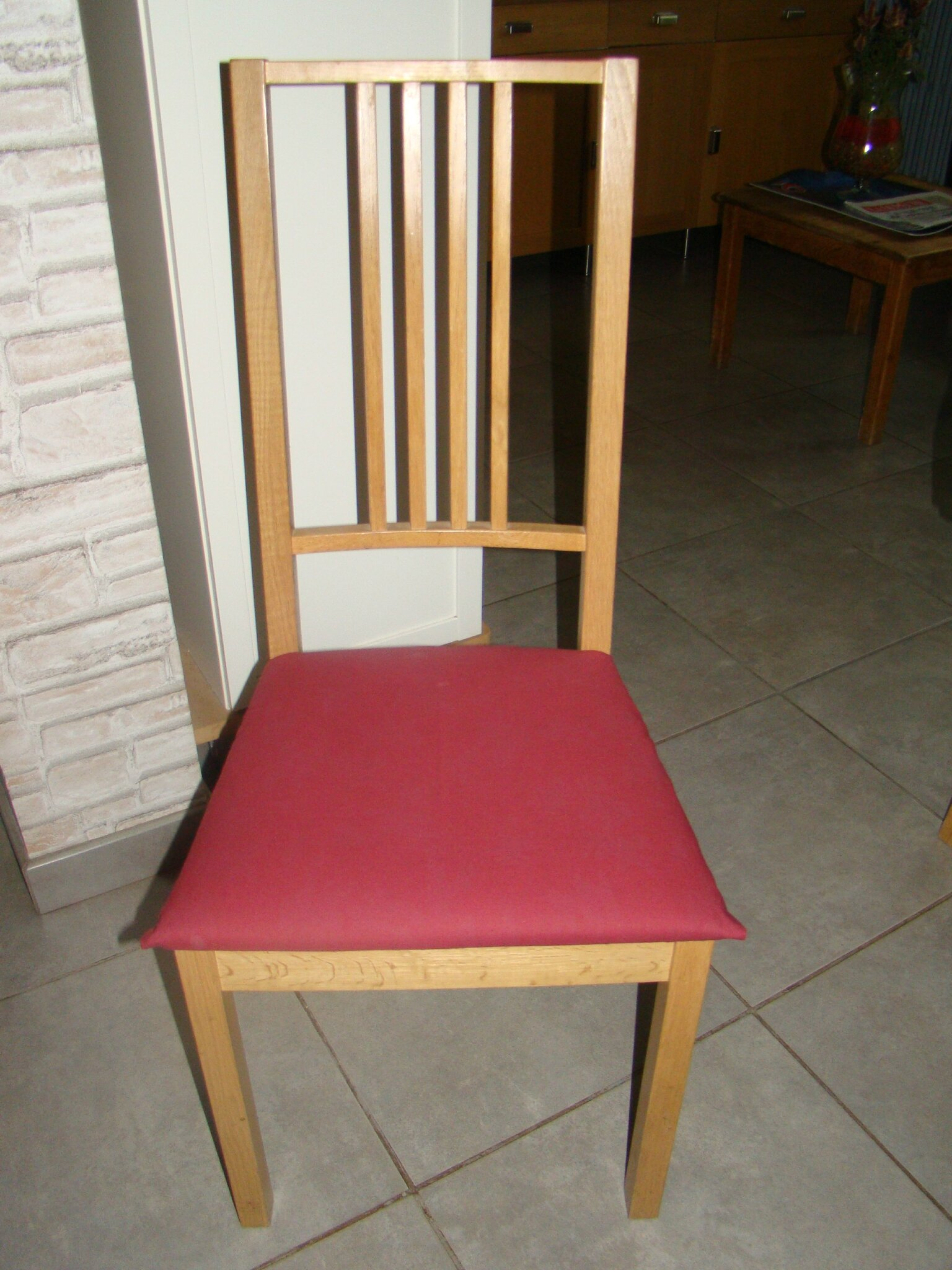 housse chaise ikea borje la boite a