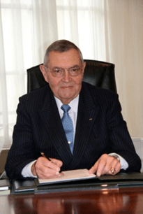 Jacques Goujat Prsident De La Fdration Nationale FNCPG