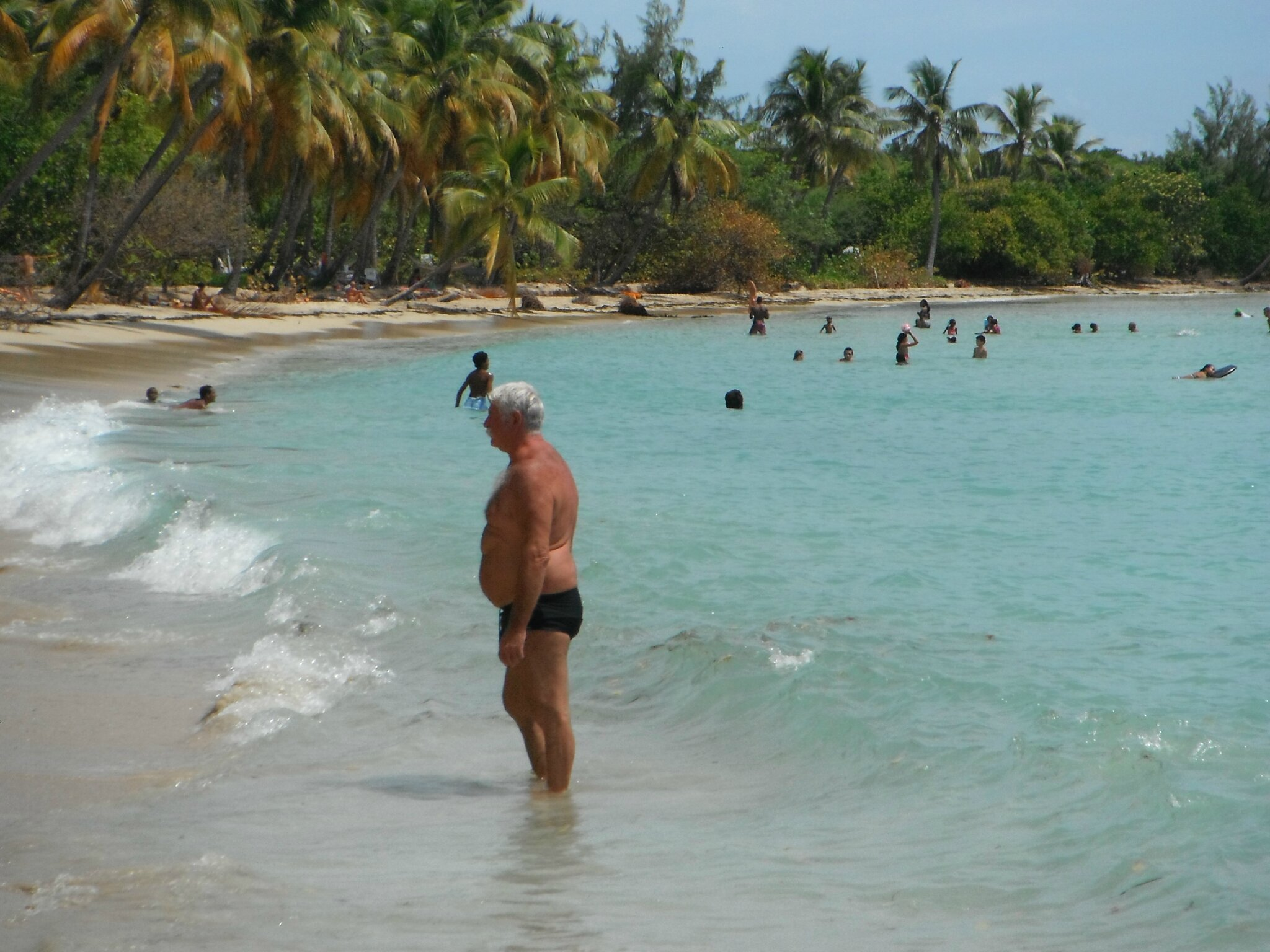 La Mythique Plage Des Salines Martinique Lle Aux Revenants