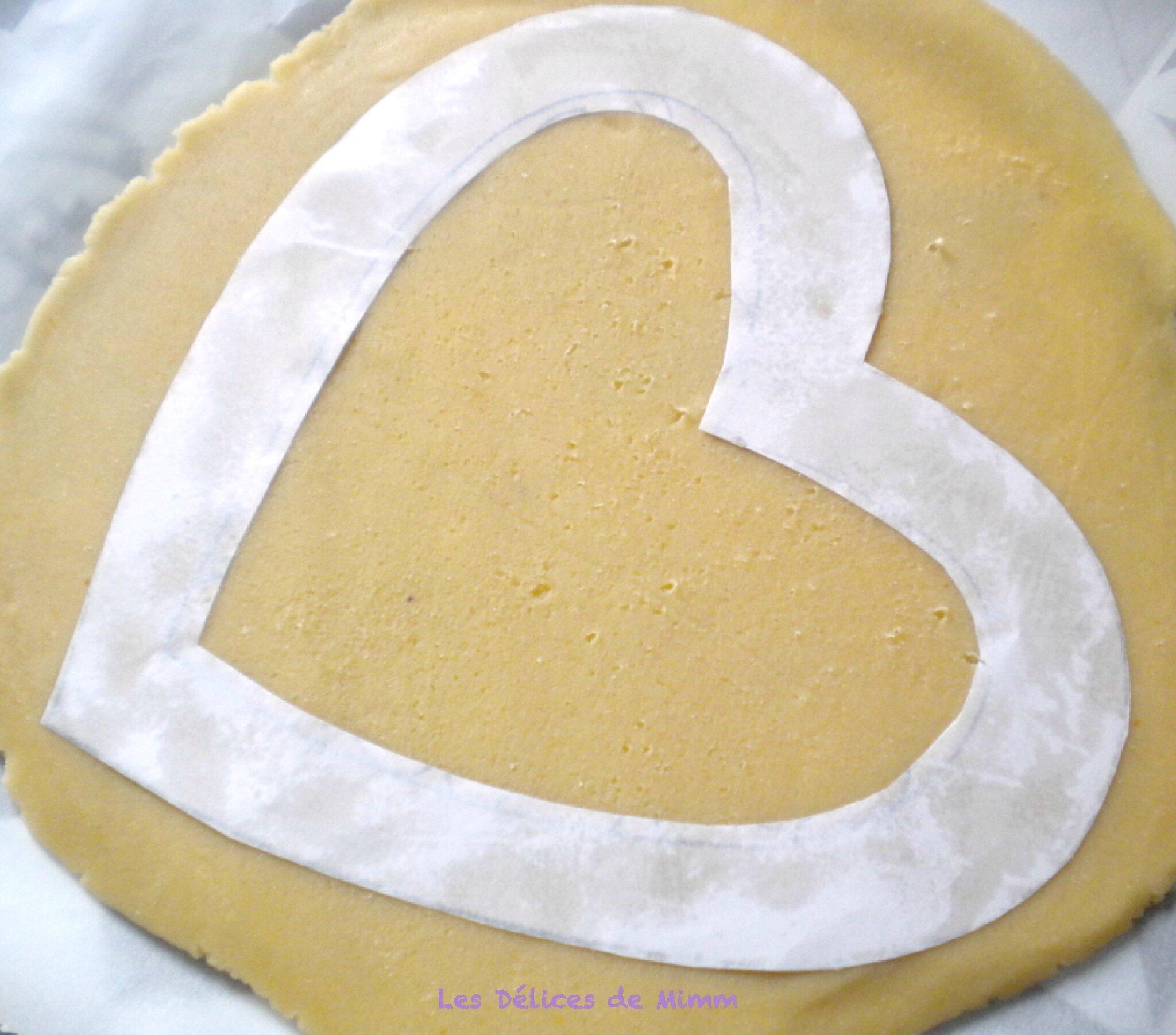 Un Heart Cake Pour La Saint Valentin Les Dlices De Mimm