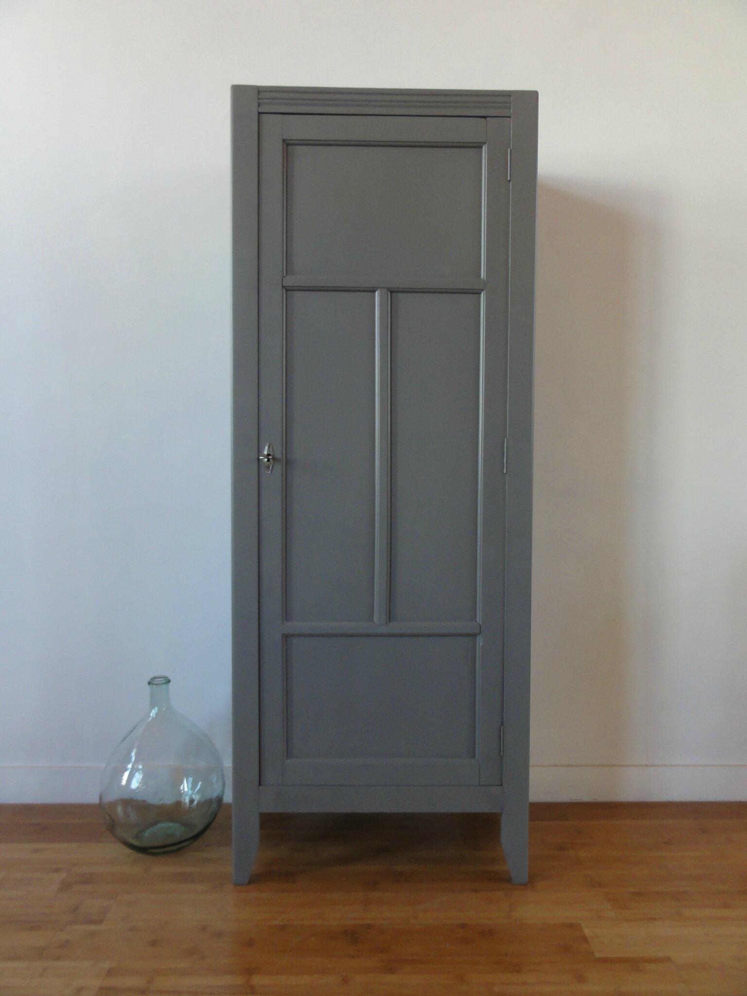armoire parisienne annees 50 vintage emoi