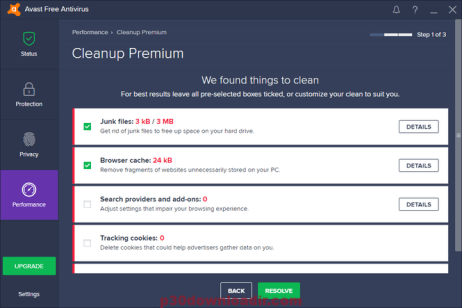 Avast Antivirus 2019 19.1.2360 Product With Crack Free Download