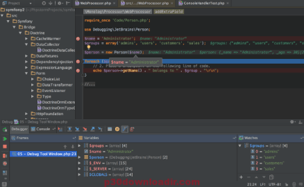 JetBrains PhpStorm 2020 Crack With keygen Full Download