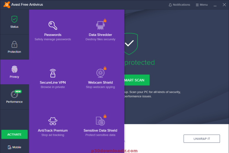 Avast SecureLine VPN 2020 Review With Crack Free Download