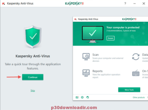 Kaspersky Antivirus 2019 License With Activation Key Download