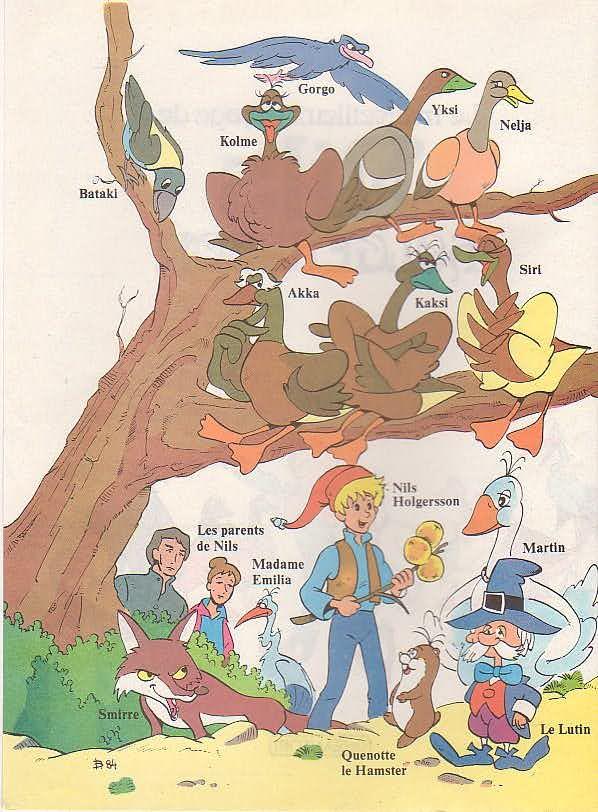 Nils Οικογενειακό δέντρο