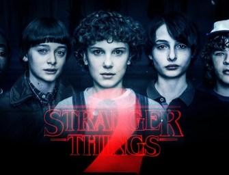Ψαρώσαμε με το τελικό trailer του Stranger Things…
