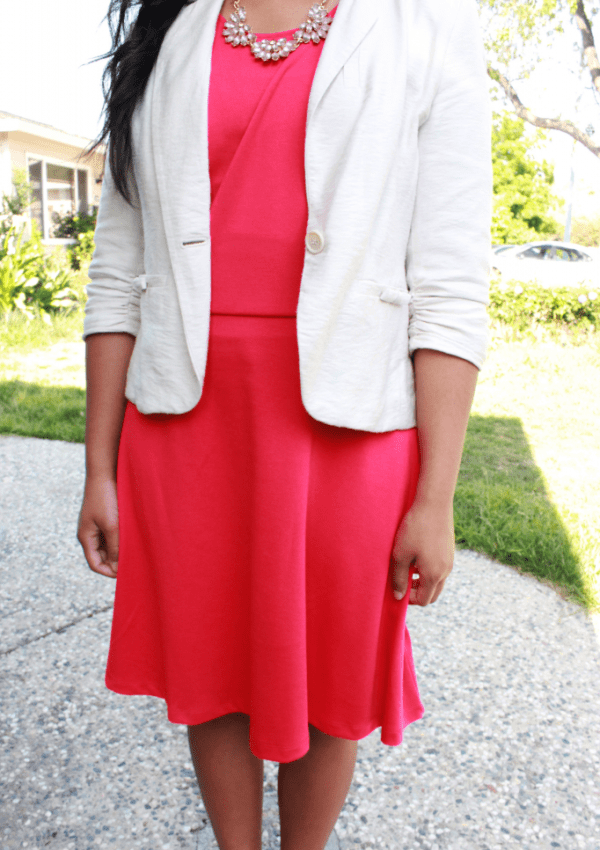 what i wore: easter dress