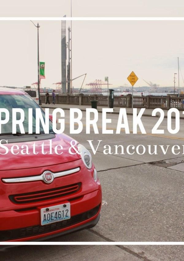 spring break trip