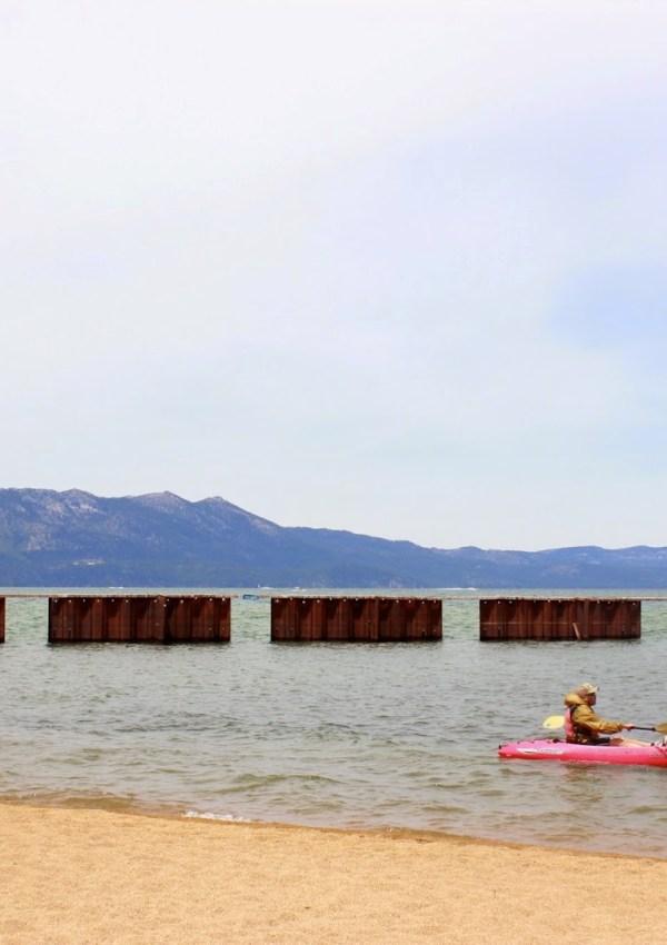 weekend getaway: lake tahoe