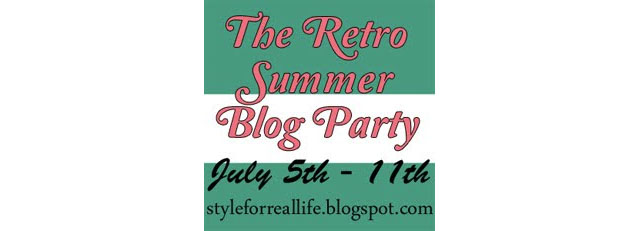 Untitled 1 - dripping sunshine // Retro Summer Blog Party Outfit