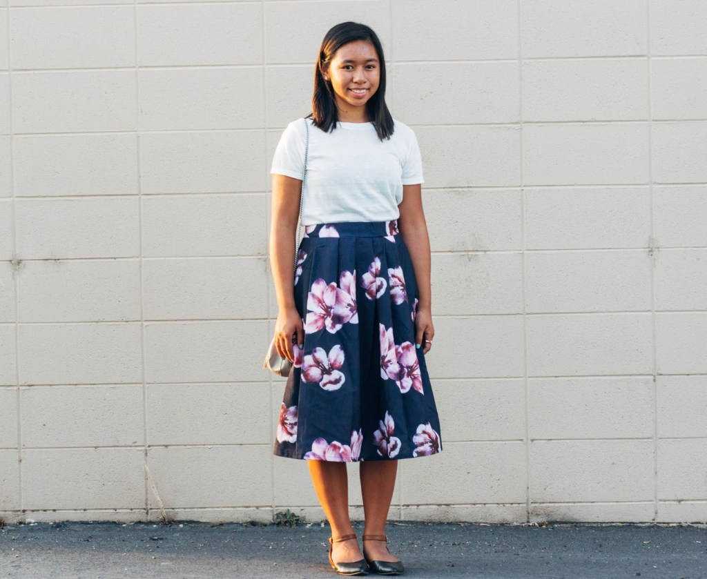 IMG 2192 1024x839 - The Perfect Midi Skirt