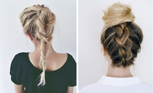 hair9 - 22 Quick & Easy Hairstyles for School