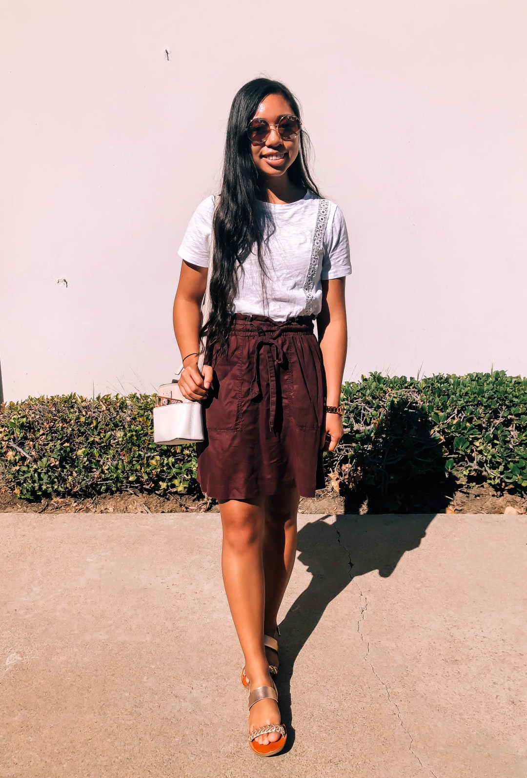 IMG 0503 - What I Wore This Week in College | Spring Outfits for School