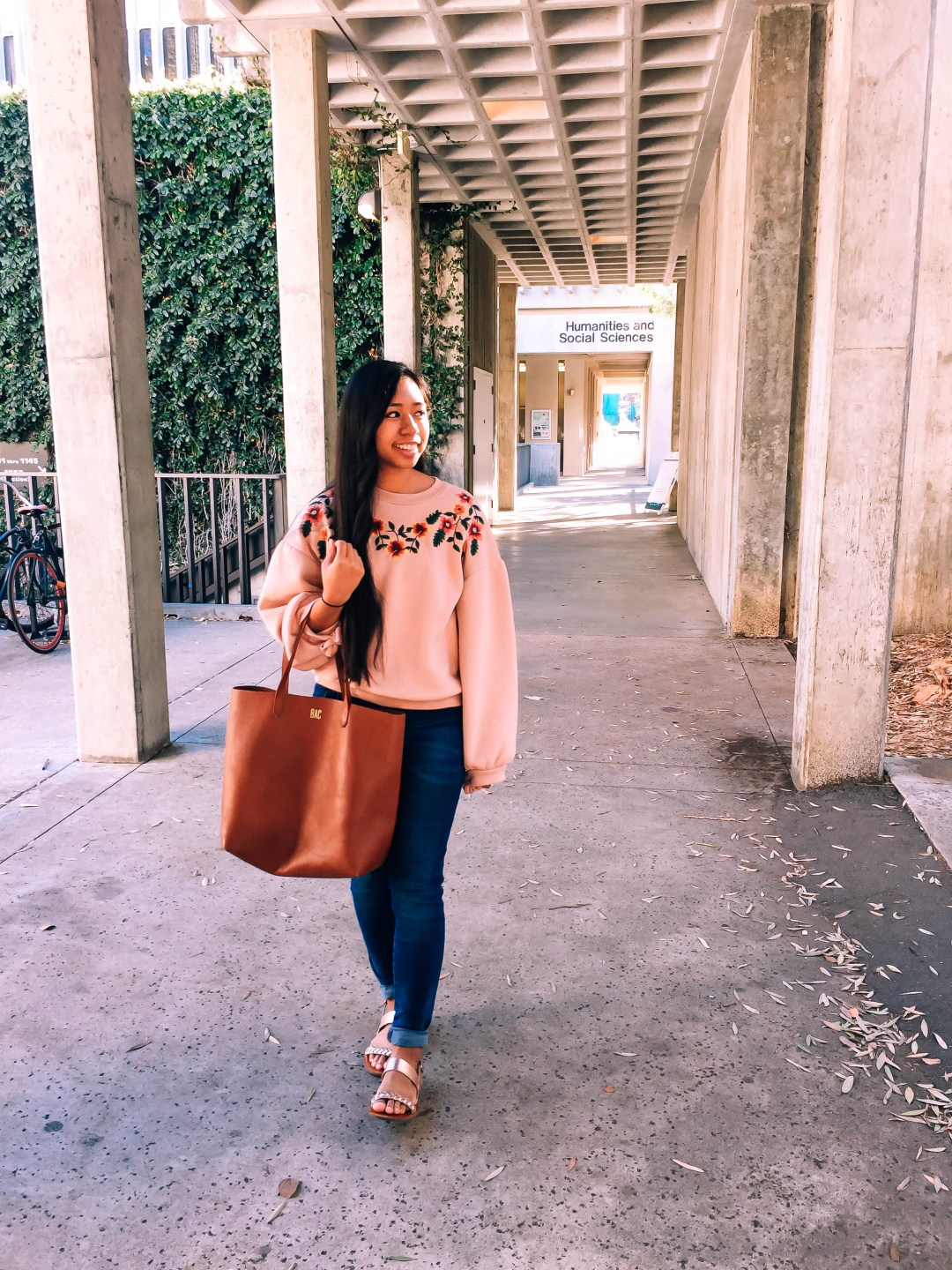 IMG 3416 - What I Wore This Week in College | Spring Outfits for School