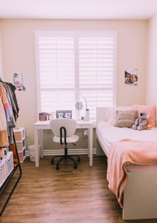 Small Bedroom Decor Ideas and Space Saving Hacks | MY SMALL ROOM TOUR