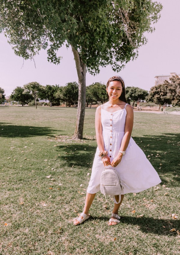 White Summer Dresses Under $25