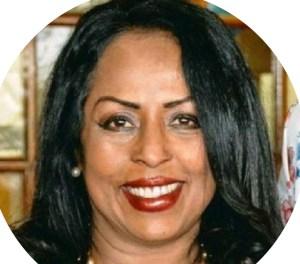 Rosita Baghwandin - Diplomatic Ambassador