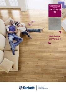 Tarkett Essentials iD 30 Katalog Vinylboden Bodenbelag Bild Katalog