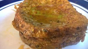 Sweet Potato French Toast