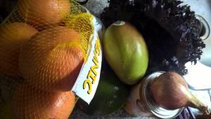 MANGO MANGO MANGO! What wonderful produce this week!