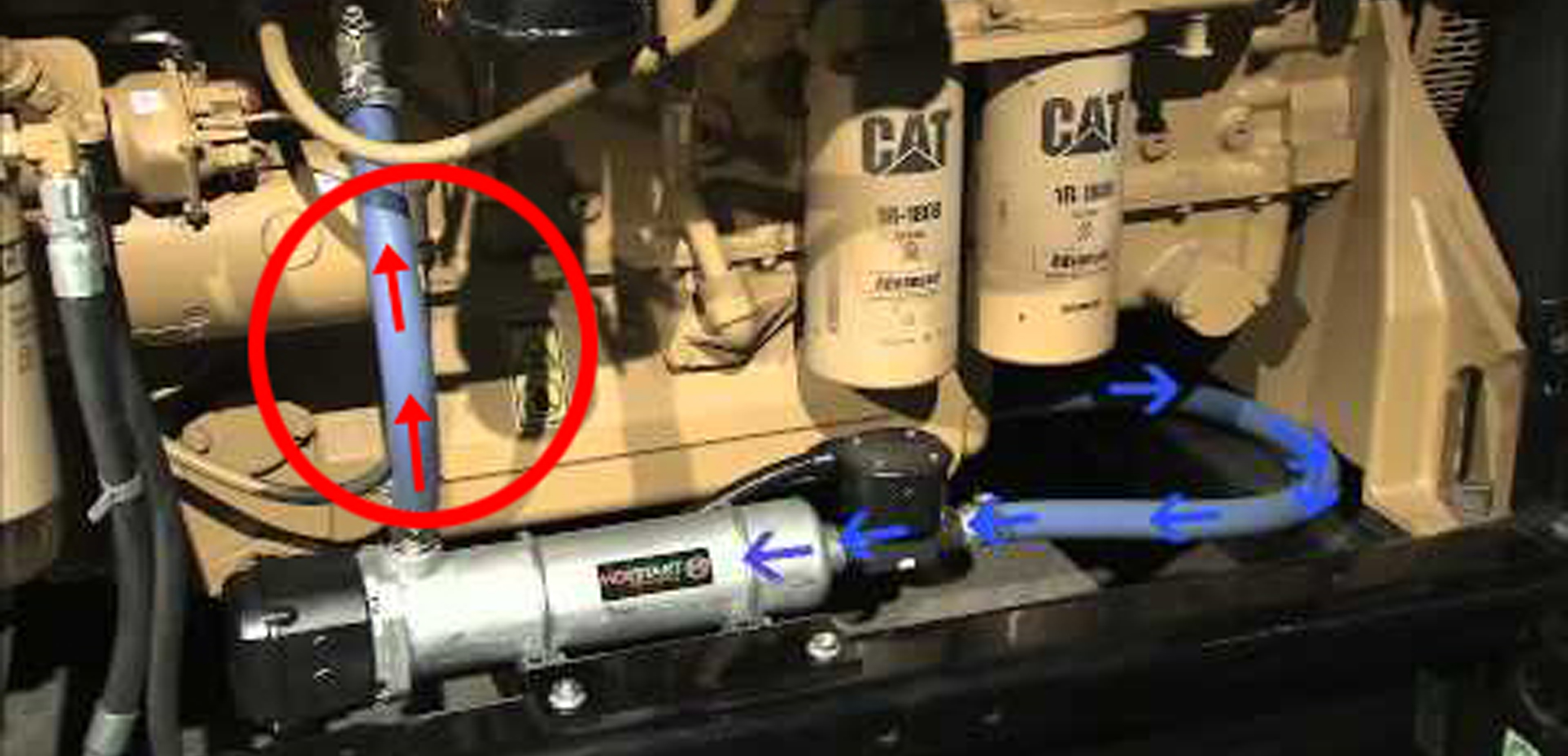 Circulating Engine Coolant Heaters