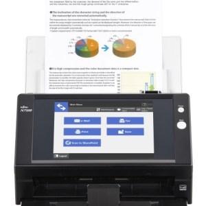 Fujitsu N7100 Network Document Scanner