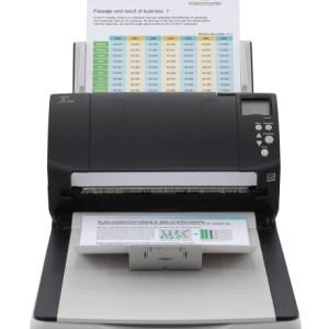 Fujitsu fi-7280 ADF and Flatbed Document Scanner