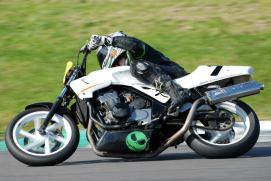 Motorcycle tuning CB 500 Thundersport GB Liverpool