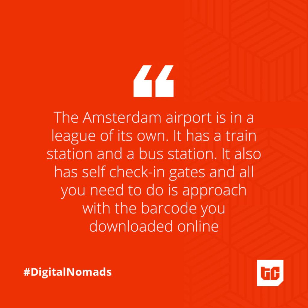 Digital Nomads Amsterdam