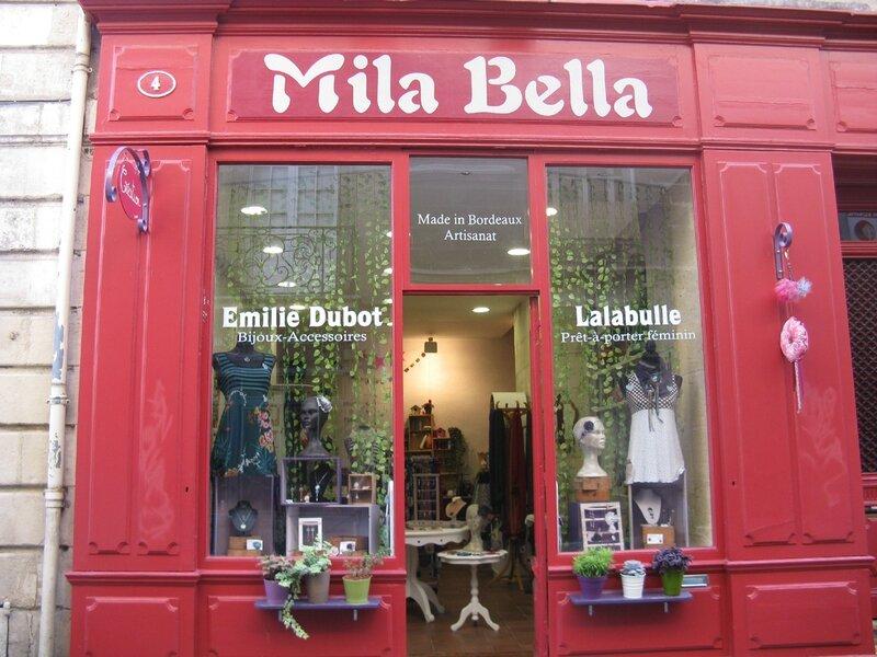 Mila Bella Bordeaux