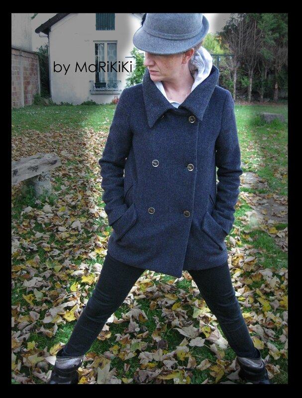 Manteau gris 01