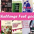 Un challenge qui nous veut du bien : le challenge feel good [challenge terminé]