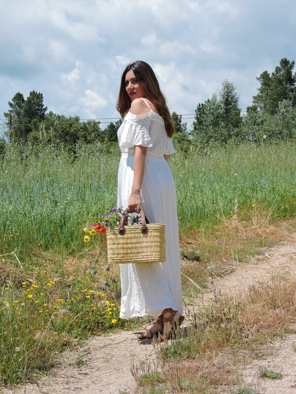 120374693 - The boho dress - La robe bohême