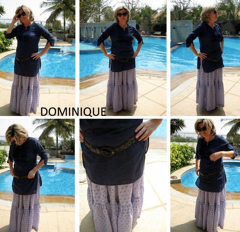 jupe Dominique